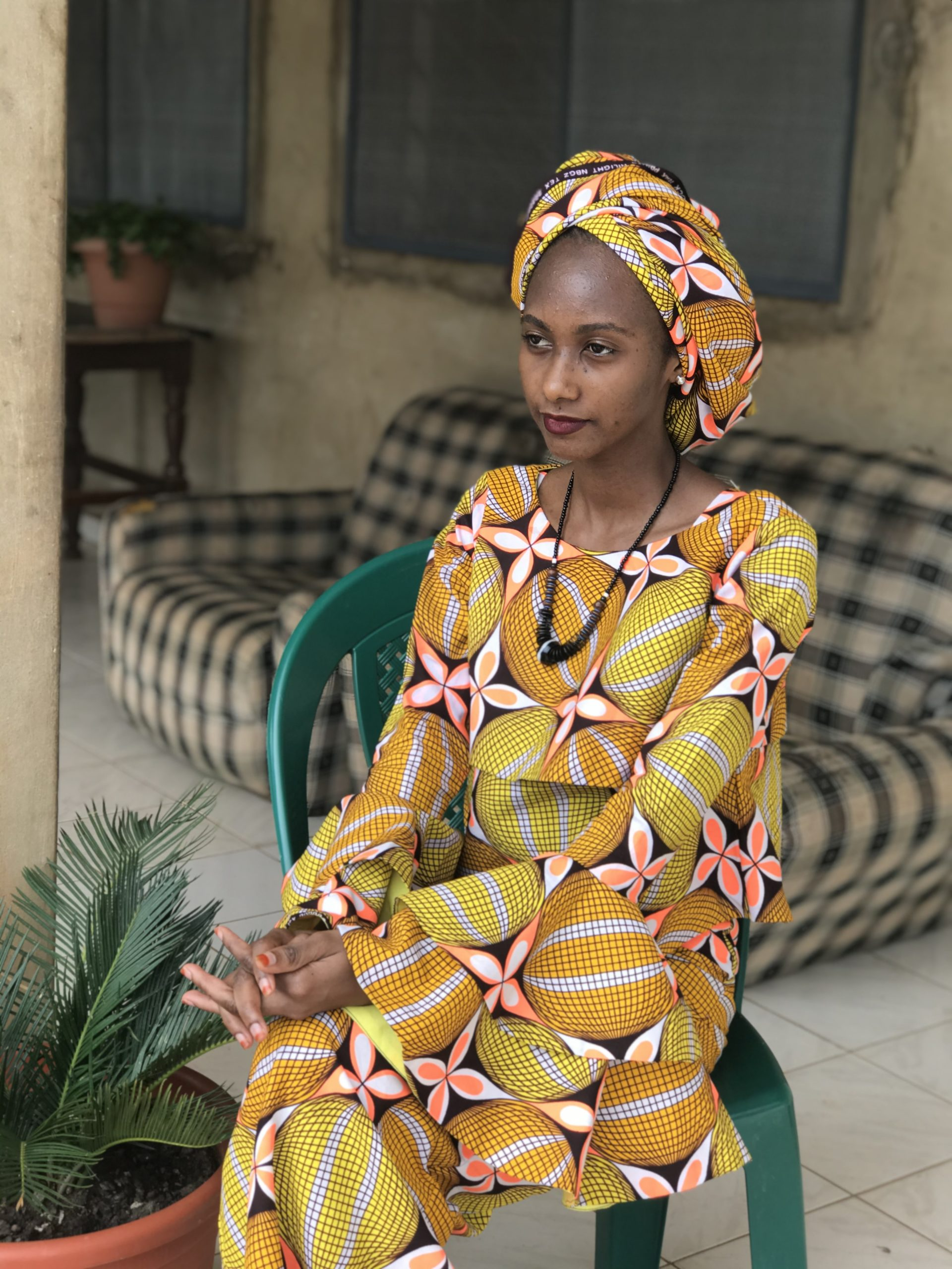 Hauwa Saleh - The Muslim Women Times