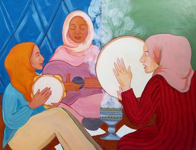In Conversation with Katie Haseeb: Art, Empowerment and Spirituality