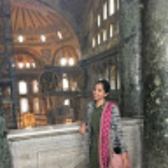 Almas Nazeer - The Muslim Women Times