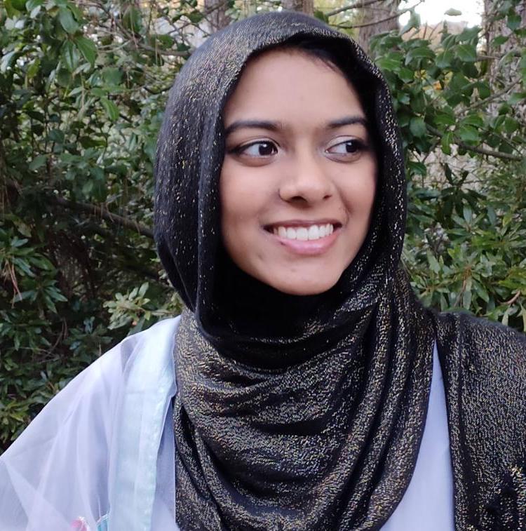 Safa Ahmed - The Muslim Women Times