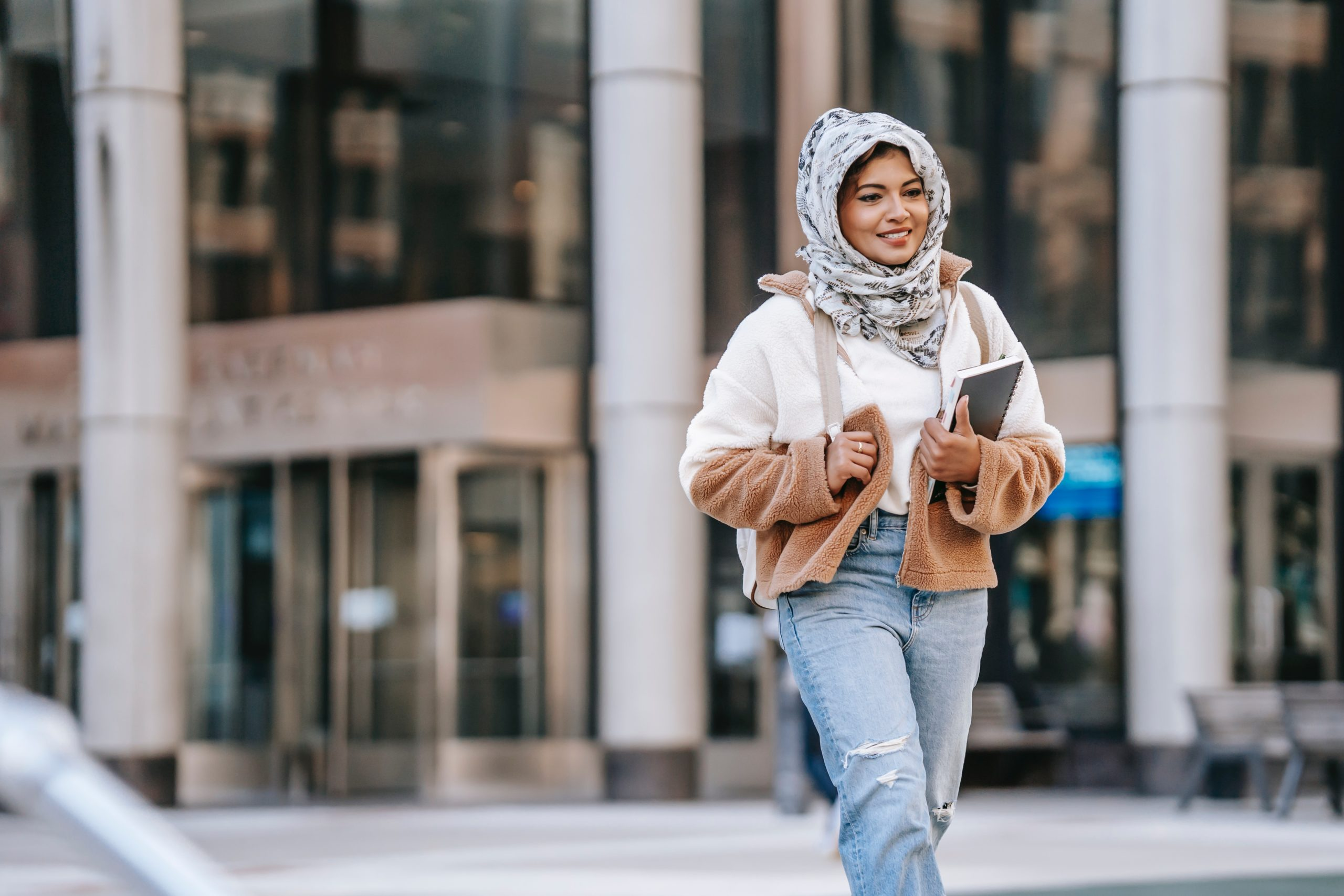Donning the Hijab: My Day as an Undercover Muslim Woman