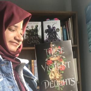 Amani Salahudeen - The Muslim Women Times