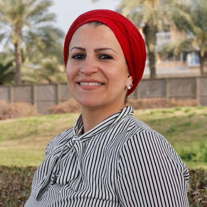 Hasnaa Mokhtar - The Muslim Women Times